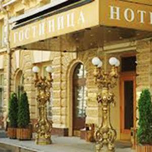 Гостиницы Ертарского