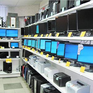 Компьютерные магазины Ертарского