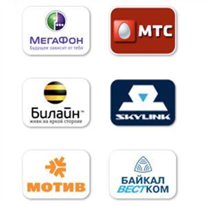 Операторы сотовой связи Ертарского