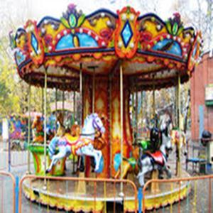 Парки культуры и отдыха Ертарского