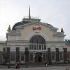 Железнодорожные вокзалы в Ертарском