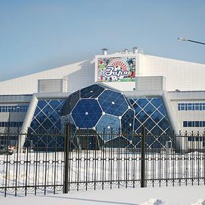 Спортивные комплексы Ертарского